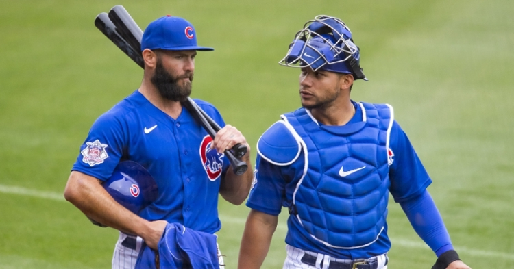 Arrieta will be pitching today against the Rangers (Mark Rebilas - USA Today Sports)