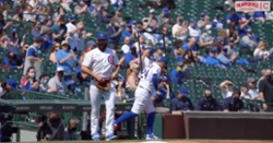 WATCH: Jake Arrieta gets standing ovation from Cubs fans