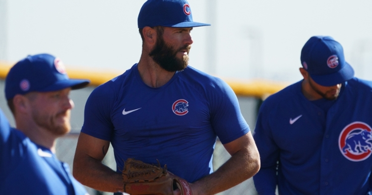 Arrieta looking sharp at Cubs camp (Allan Henry - USA Today Sports)