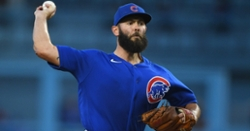 Cubs give up three home runs, fall to Dodgers