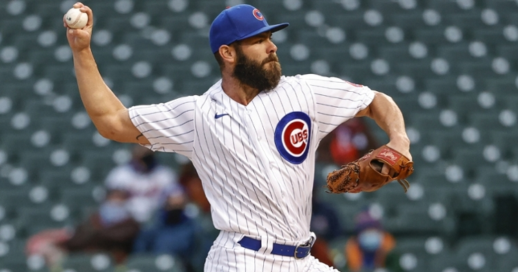 Arrieta got another win at Wrigley Field (Kamil Krzaczynski - USA Today Sports)