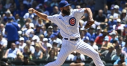 Jake Arrieta receives no run support as Brewers shut out Cubs