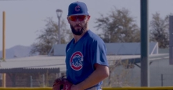 Jake Arrieta on being back with Cubs:
