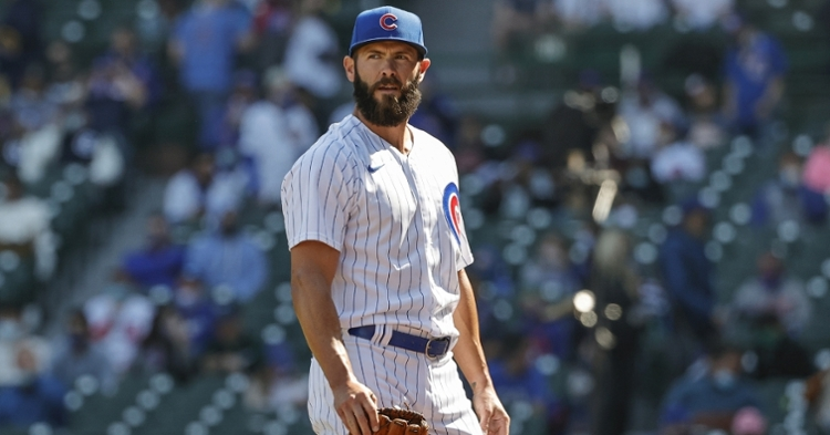 Arrieta pitched well in his return to Wrigley Field (Kamil Krzaczynski - USA Today Sports)