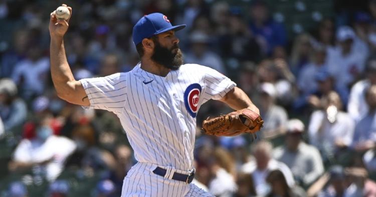 Arrieta has had a tough season with the Cubs (Matt Marton - USA Today Sports)