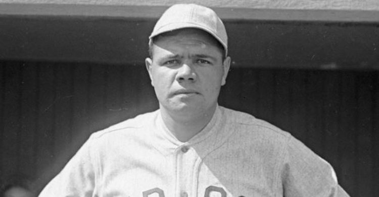Babe Ruth is one of baseball all-timers (Photo credit: Library of Congress)