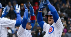 REPORT: Cubs will attempt to extend Baez, Rizzo; Mets, Nationals interested in Bryant