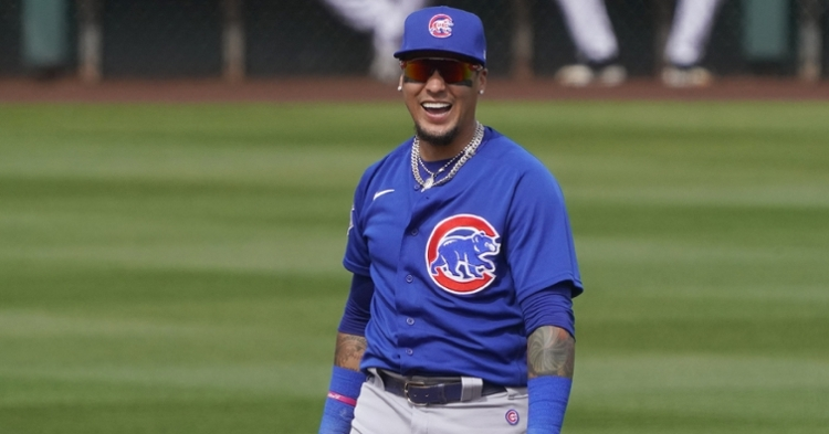 Baez recently got his first shot of the COVID-19 vaccine (Rick Scuteri - USA Today Sports)
