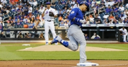 Two-run homer by Javier Baez not enough for Cubs in loss to Mets