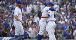 Cubs blank Marlins to close out series