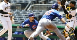 Javier Baez wows as Cubs sweep Pirates at PNC Park for first time since 2016