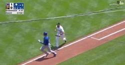 LISTEN: Pirates broadcasters blown away by Javier Baez's wild play