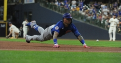 Cubs allow just two hits but come up short versus Brewers