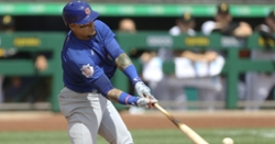 Cubs power out three home runs, topple Pirates in road opener