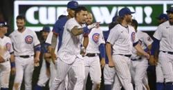 Walkoff magic: 'El Mago' smacks walkoff single as Cubs upend Reds