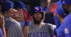 Despite collecting season-high 18 hits, Cubs fall to Marlins