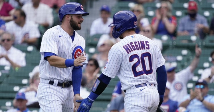 The Cubs are playing good baseball of late (David Banks - USA Today Sports)