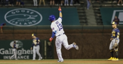 Cubs homer three times, win third straight