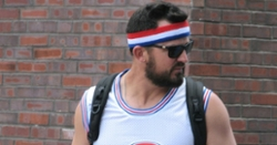 LOOK: Cubs wear 'Space Jam' outfits for road trip