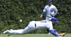 Cubs lose to Diamondbacks in game featuring ninth-inning weather delay