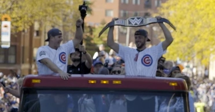 Bryant was a big part of the Cubs winning it all in 2016