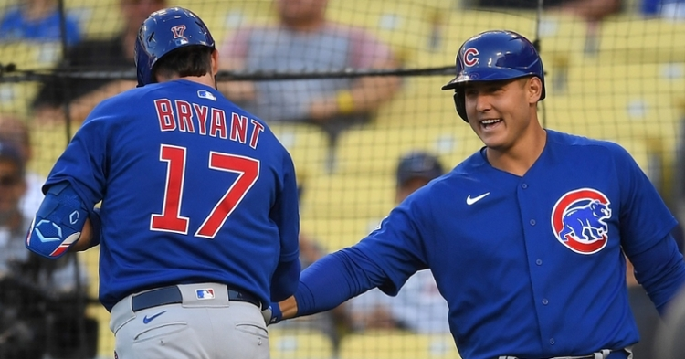 Bryant and Rizzo playing together might be coming to an end soon (Jeff Curry - USA Today Sports)