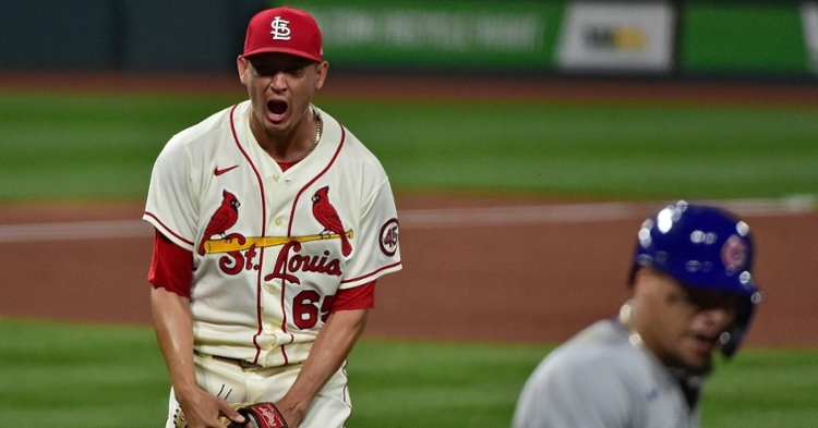 The Cards got the close victory last night (Jeff Curry - USA Today Sports)