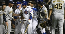 Willson Contreras fined by MLB for violating COVID-19 protocol