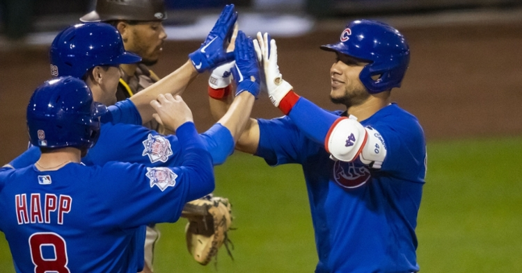 Chicago Cubs lineup vs. Pirates: Willson Contreras to leadoff, Javy Baez at cleanup
