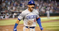 WATCH: Cubs score three runs with two outs in ninth inning, take lead over D-backs