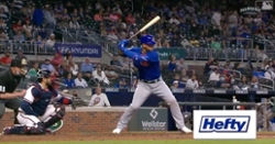 WATCH: Willson Contreras launches 456-foot two-run bomb