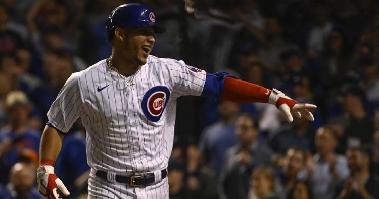 Contreras and Co. got the win last night (Matt Marton - USA Today Sports)