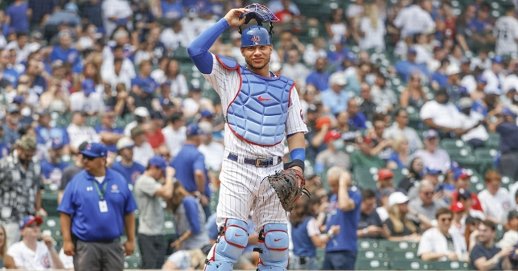 Contreras and Co. lost against the White Sox (Kamil Krzaczynski - USA Today Sports)