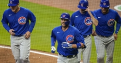 Cubs homer twice in close loss to Braves
