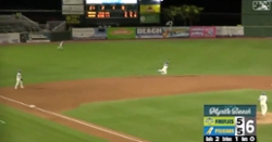WATCH: Cubs prospect Ed Howard goes airborne, channels 'El Mago' with web gem