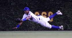 Brewers score six runs in one inning, down Cubs