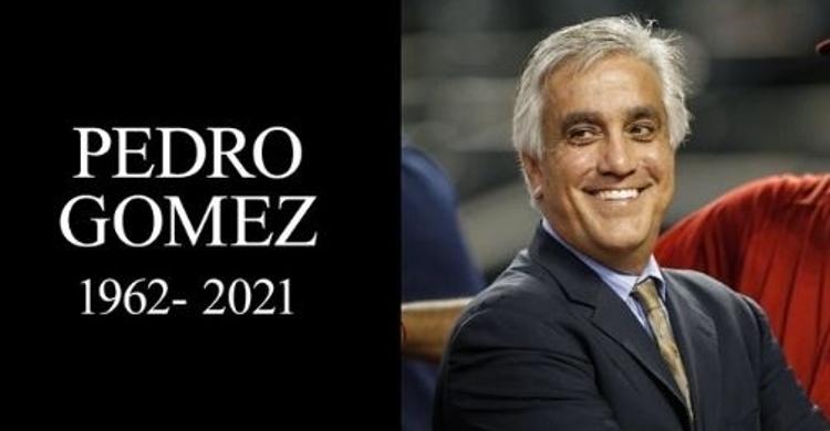 RIP Pedro Gomez