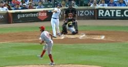 WATCH: Ian Happ destroys 444-foot homer vs. Reds