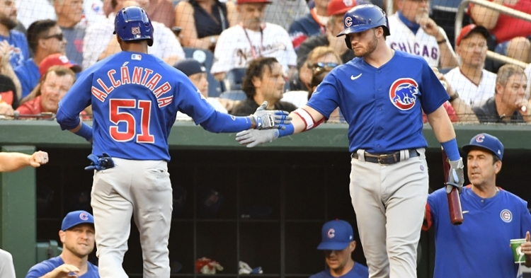 Happ is now one of the seasoned veterans of the Cubs (Brad Mills - USA Today Sports)
