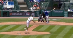 WATCH: Ian Happ launches opposite-field blast, his third hit of afternoon