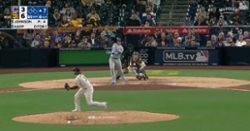 WATCH: Ian Happ powers out 402-foot dinger