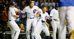 Fly the W: Cubs walk-off in extras for third straight win