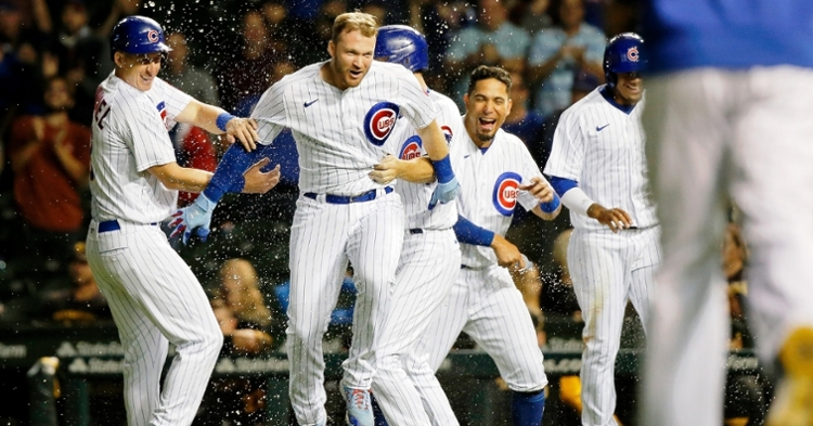 Happ registered his first career walk-off on Thursday night (Jon Durr - USA Today Sports)