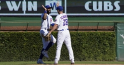 Chicago Cubs lineup vs. Giants: Frank Schwindel at 1B, Zach Davies to pitch