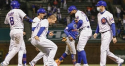 Jason Heyward hits walkoff single in extras as Cubs sweep Mets
