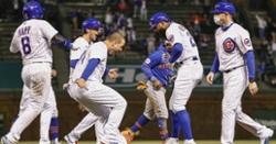 Jason Heyward hits walkoff single in extras as Cubs sweep Mets