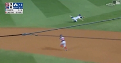 WATCH: Nico Hoerner makes incredible diving stop with two outs, bases loaded