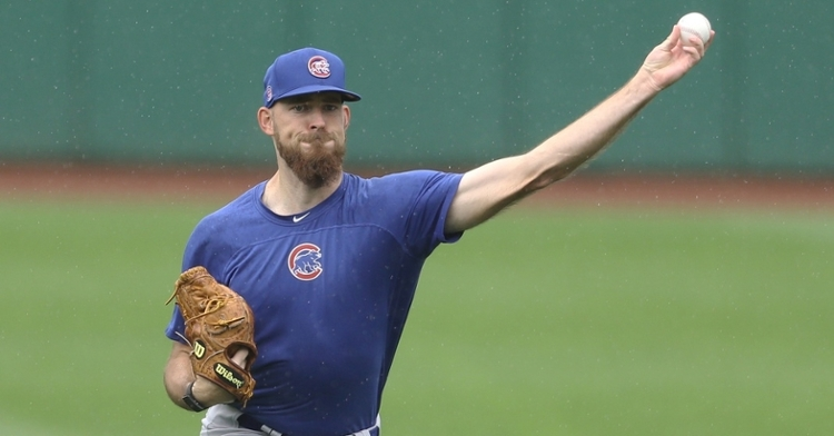 Ryan can be a solid reliever for the Cubs (Charles LeClaire - USA Today Sports)