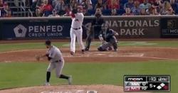 WATCH: Jon Lester crushes 419-foot homer  vs. Marlins