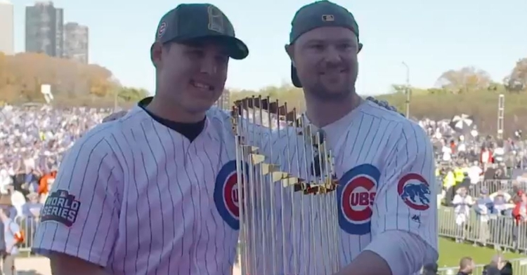 Thank you Lester for everything you did for the city of Chicago